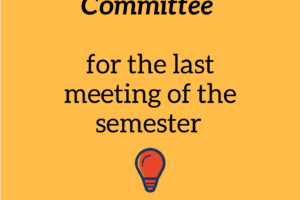 APPLY TO Become the vice chair of Education Committee-2