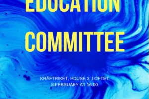 Join the education committee