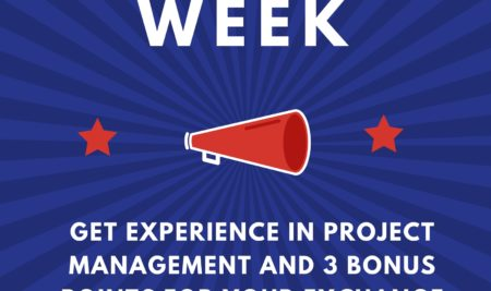 Speak Up Week is looking for a project manager!
