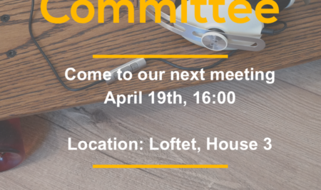 Join the next meeting of the IT Committee